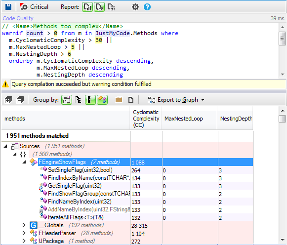 Inside the Unreal Engine 4 5 source code – CppDepend Blog